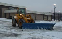Twin Lakes Nursery Tree Snow Plowing Photo 1